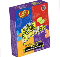 Драже Jelly Belly Bean Boozled 45 гр