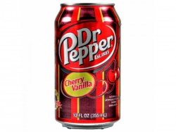Dr. Pepper – Cherry - Vanilla 355 мл