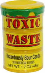 Toxic Waste Tub Yellow 48 гр