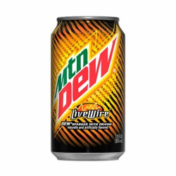 Mountain Dew – Live Wire 0,355 л